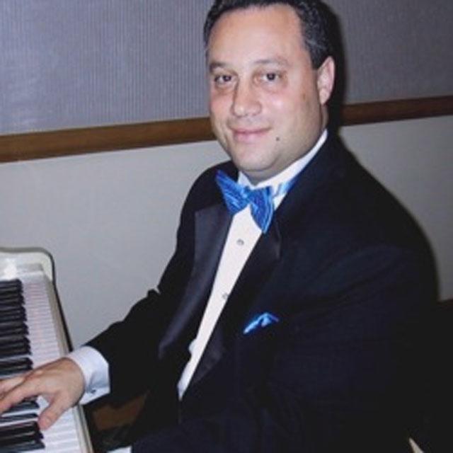Larry 'Piano Man' Brendler